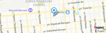 Сканворды. Золотая коллекция на карте Алматы