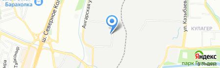 ХолоДом на карте Алматы