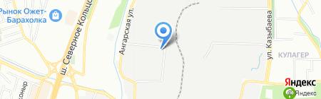 Пласт Продукт на карте Алматы