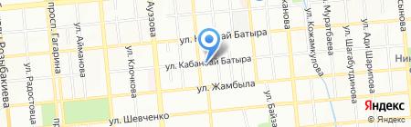 МаКо на карте Алматы
