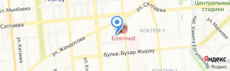 Intarget Solutions на карте Алматы