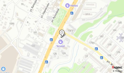 Экспресс. Схема проезда в Алматы