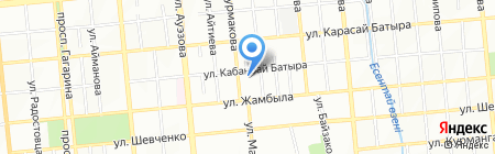 Арт Марал на карте Алматы