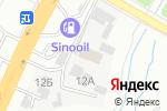 Схема проезда до компании TYB в Алматы