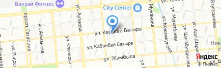 Горный журнал Казахстана на карте Алматы