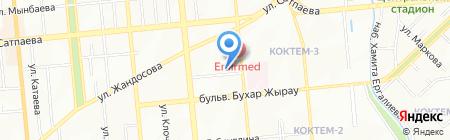 Арт-Лайф К на карте Алматы