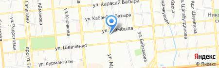 Hafele на карте Алматы
