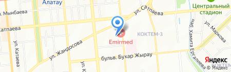 TNS-Service на карте Алматы