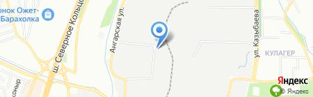 Модуль-А ТОО на карте Алматы