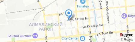 Progress Electronics на карте Алматы