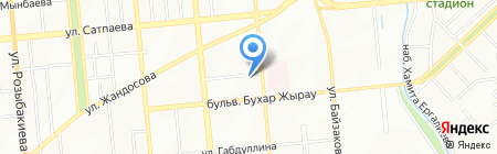 Bridge Education на карте Алматы