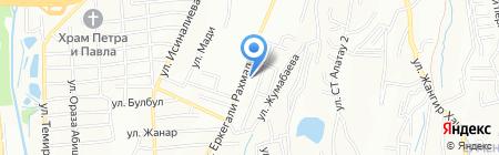 Справочник Детки.kz на карте Алатау