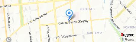 Республиканский центр правовой информации Министерства юстиции Республики Казахстан на карте Алматы