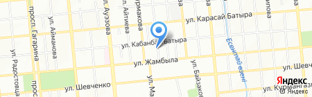 Cinema на карте Алматы