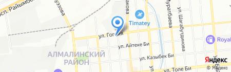КотоПёс на карте Алматы