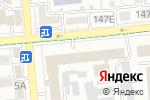 Схема проезда до компании Profbuhkz в Алматы