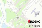 Схема проезда до компании Студия творчества в Алматы