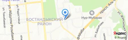 ALBI Pharma ТОО на карте Алматы