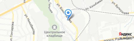 Auto Mag Service на карте Алматы