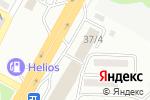 Схема проезда до компании Жастар Мед в Алматы