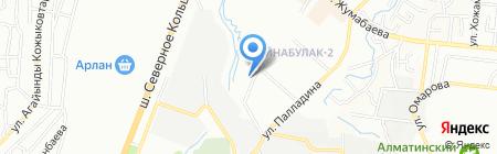 Arpa на карте Алматы