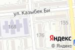 Схема проезда до компании Beauty D & B в Алматы