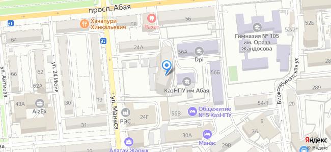 """ул. Манаса, дом 24 """"В"""""""