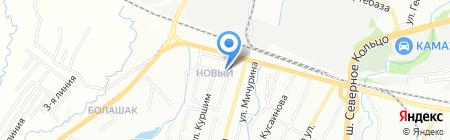 ААА СуЭлектро на карте Алматы