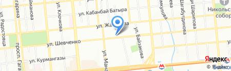 Alize ТОО на карте Алматы