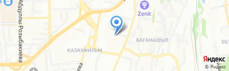 G4S Kazakhstan на карте Алматы