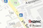 Схема проезда до компании FT Group в Алматы