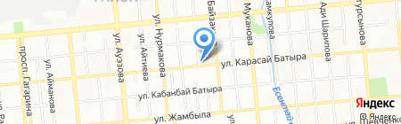 ГеоСтройИнвест на карте Алматы