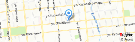 Bogo на карте Алматы