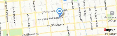 WonderCom на карте Алматы