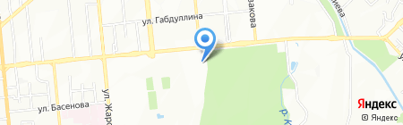 Банкомат АТФ Банк на карте Алматы