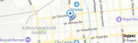 Mia Storia на карте Алматы