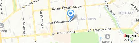 МКМ-Сервис на карте Алматы