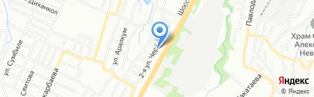 МЫРЗАХМЕТ на карте Алматы