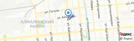 Ria Light на карте Алматы