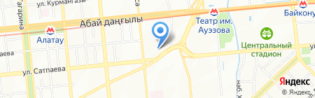 Travel Support Services Kazakhstan на карте Алматы