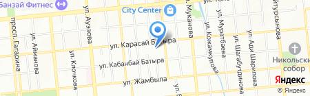 Jnetwork на карте Алматы
