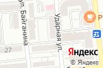 Схема проезда до компании Центр Охранного Мониторинга в Алматы