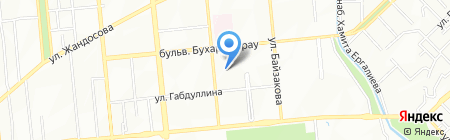 KEYCom на карте Алматы