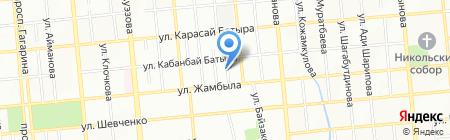 J.K. CAPITAL на карте Алматы