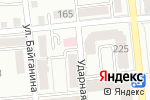 Схема проезда до компании Ариал, ТОО в Алматы