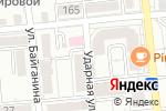 Схема проезда до компании Bafid в Алматы