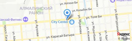 Altinbasak на карте Алматы