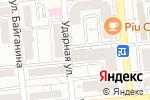 Схема проезда до компании Почемучка в Алматы