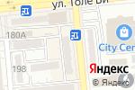 Схема проезда до компании Kaz Credit Line, ТОО в Алматы