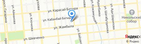 ATR Construction на карте Алматы